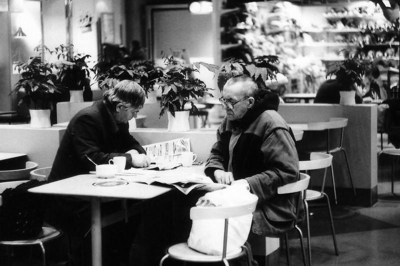 Readers. Saint Petersburg, 2011.