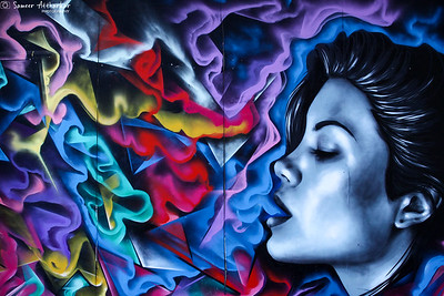 Street Art in Vegas
