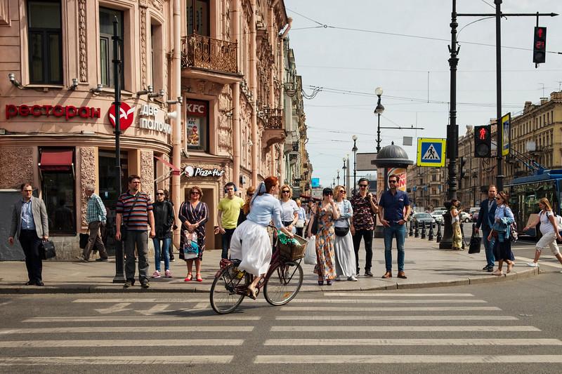 Saint Petersburg, 2019.