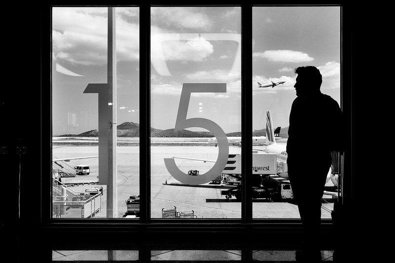 Athens International Airport 'ELEFTHERIOS VENIZELOS', 2019.
