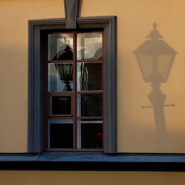 Shadow play, Saint Petersburg, 2014