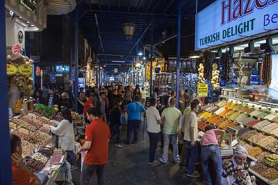 Spice Bazaar Scene