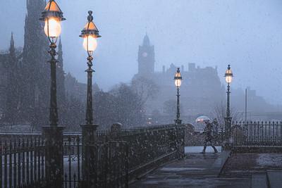 93 Edinburgh, Scotland.