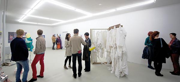 streitfeld_projektraum, Eröffnungs-Ausstellung Röcke Hosen Blusen 2012