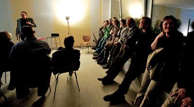 Offizielle Eröffnung, Ralf Homann, Künstler