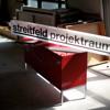 streitfeld-projektraum: die Marke | Entwurf und Foto Tom Garrecht