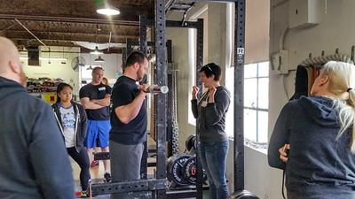 Strength Lifting