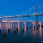 Bay Bridge Blue