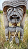 Wood Carvings from the Big Island of Hawaii