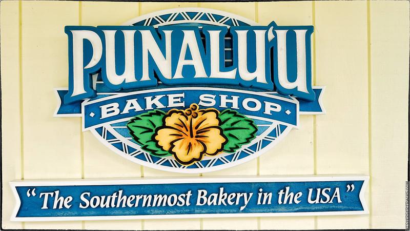 Punaluʻu Bakery