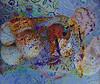 Seas Shells, Gecko Part Doodle, Piece of Toast