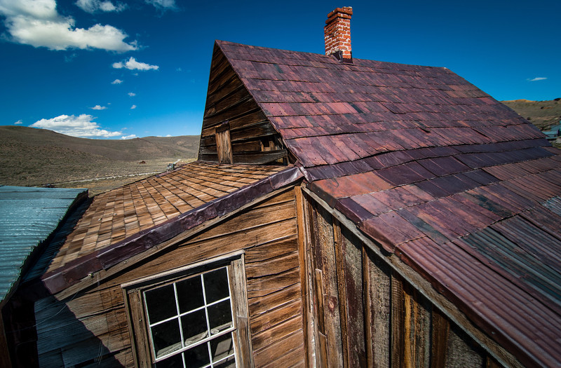 Bodie Roof Study II