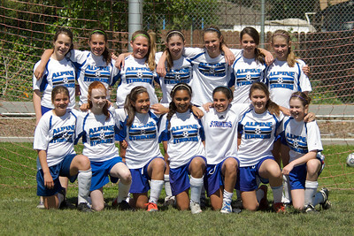 Alpine Strikers Red Spring 2010