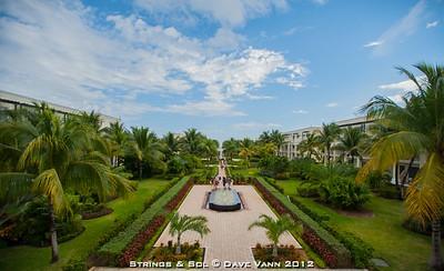 Strings & Sol - 12/12/12 - Dreams Resort & Spa - Tulum Mexico - Photo © Dave Vann 2012