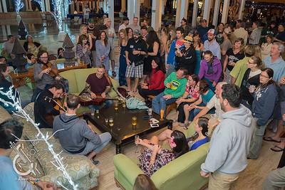 12/10/2014 Strings & Sol 2014 - Now Sapphire Resort, Puerto Morelos, Mexico. Photo © Dave Vann 2014