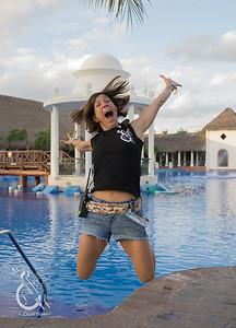 12/11/2014 Strings & Sol 2014 - Now Sapphire Resort, Puerto Morelos, Mexico. Photo © Dave Vann 2014