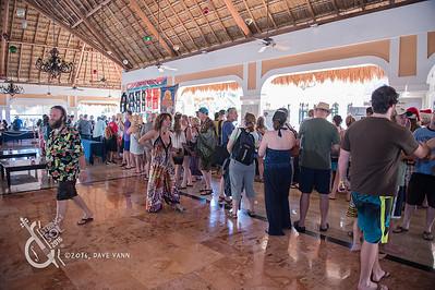 Strings & Sol 12/9/16 - Now Sapphire Resort, Puerto Morelos, Mexico. Photo © Dave Vann 2016