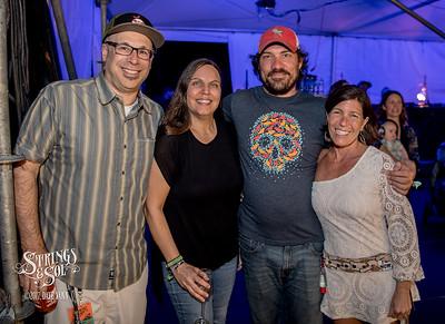 Greensky Bluegrass 12/8/17 - Now Sapphire Resort, Puerto Morelos, Mexico. Photo © Dave Vann 2017