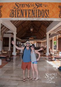Strings & Sol 12/7/18 - Now Sapphire Resort, Puerto Morelos, Mexico. Photo © Dave Vann 2018
