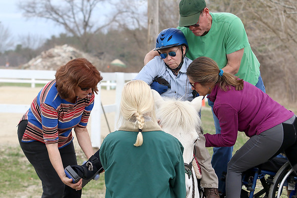 Strongwater Farm and its therapeutic equestrian programs
