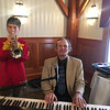 """Bugler Ian Behrstock of Boxboro and """"'Ragtime"""" Jack Radcliffe"""