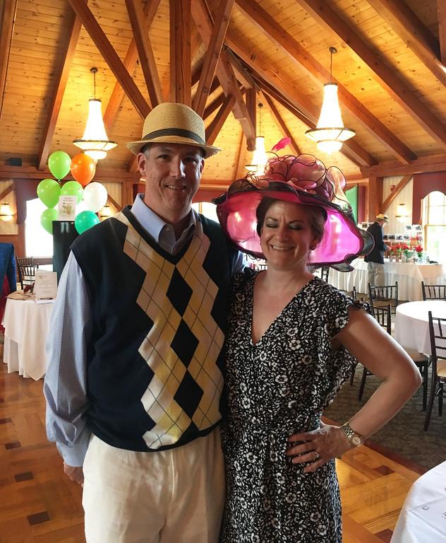 . Steve and Julia Richardson of Marlboro