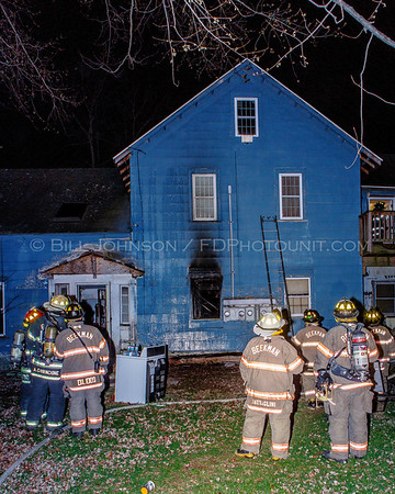 Structure Fire - 14 Home Farm Lane- Beekman Fire District  - 4/2/2016
