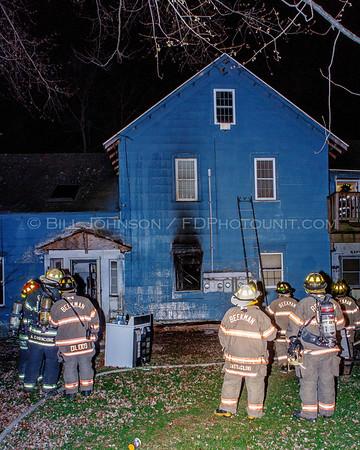 Structure Fire - 14 Home Farm Lane- Beekman Fire District  - 4/2/2016