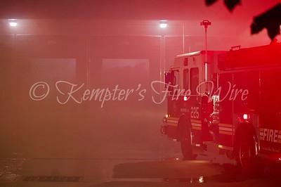 Structure Fire, City of Peekskill, White Plains Linen