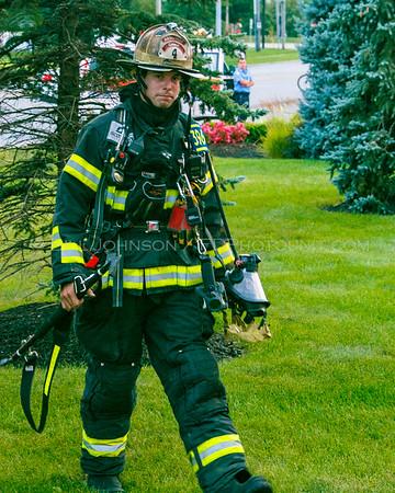 Structure Fire - Extended Stay America - 25 Merritt Blvd. - Village of Fishkill FD.