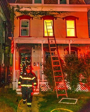Structure Fire - Harrison St. - City of Poughkeepsie FD