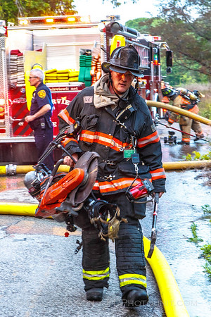 Structure Fire - Hudson River Psychiatric Center (Cheney) - Fairview Fire District -5/18/2016