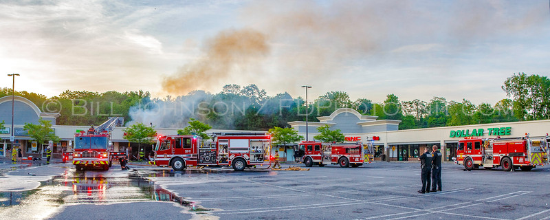 Structure Fire -  Nonna's Pizzeria - Arlington Fire District
