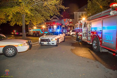 2014 - Structure Fire October 24, 2014