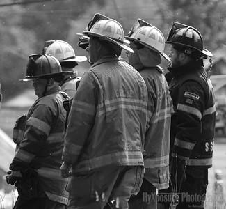 Structure Fire  City of McKeesport  Packer Street