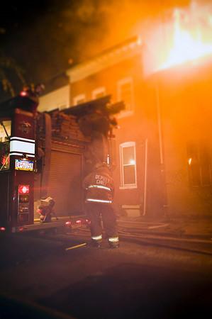 15MAY08 York City, PA - 3 Alarm RSF