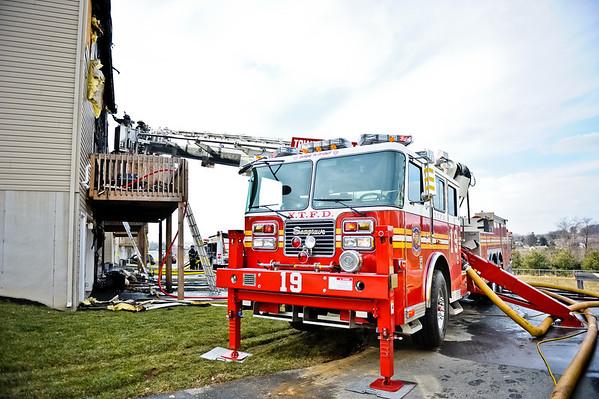 19FEB12 York County Windsor Township, PA 3rd Alarm RSF