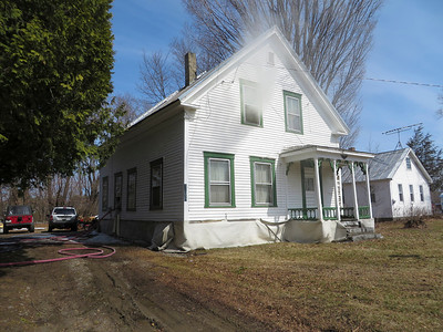 Structure Fire - April 17th - Philbrick Street