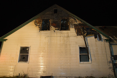 Structure Fire - Currier Road - September 30th, 2012