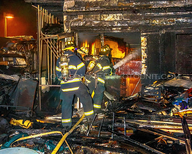 Structure fire - 63 Academy Street - City of Poughkeepsie FD 7/10/2018