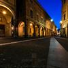Bologna - Piazza Santo Stefano - notturna - (4)
