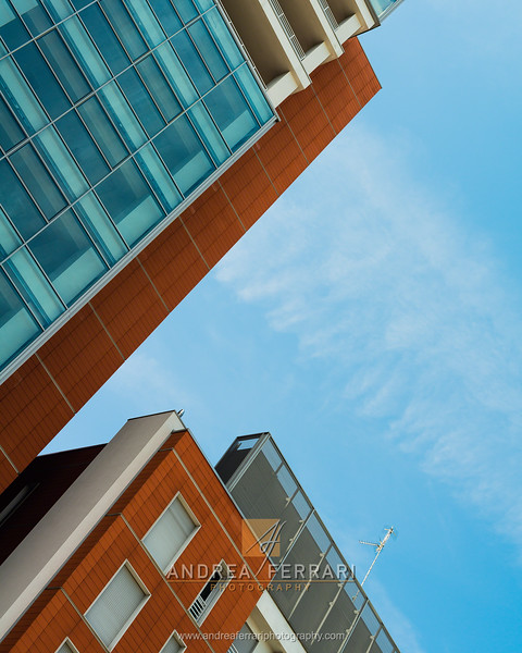 Glass steel brick constructions - 3