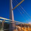 Ponte ciclo pedonale via Emilia est Modena (2)