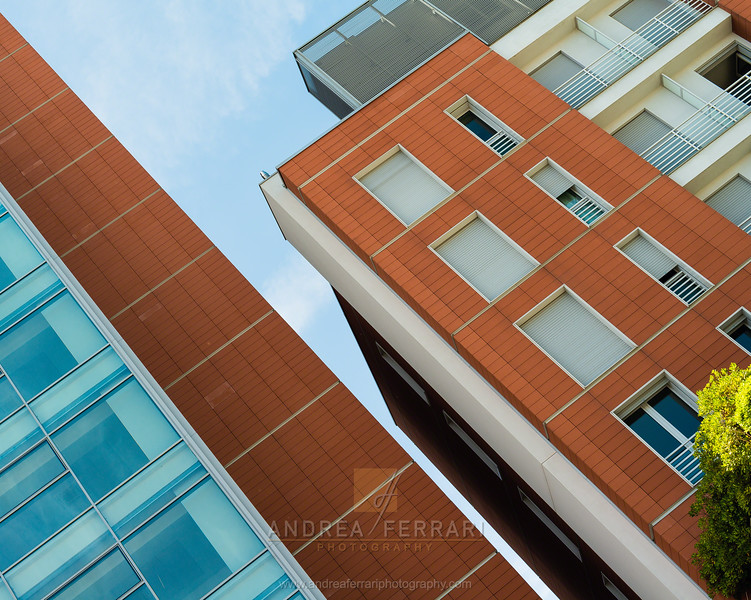 Glass steel brick constructions - 4