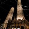 Bologna - Le due torri - notturna - (6)