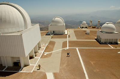 Cerro Tololo Chile Telescopes