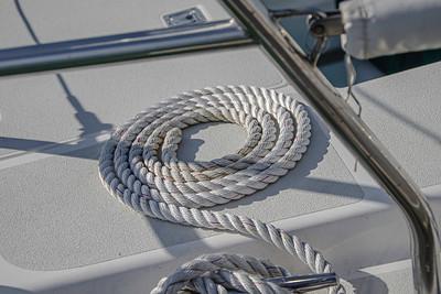 Proper rope skills