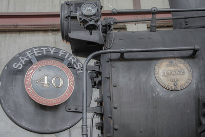 Baldwin Locomotive #40
