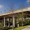 Sabine St. Bridge over Buffalo Bayou