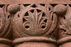 Stonework detail, Starkweather Chapel